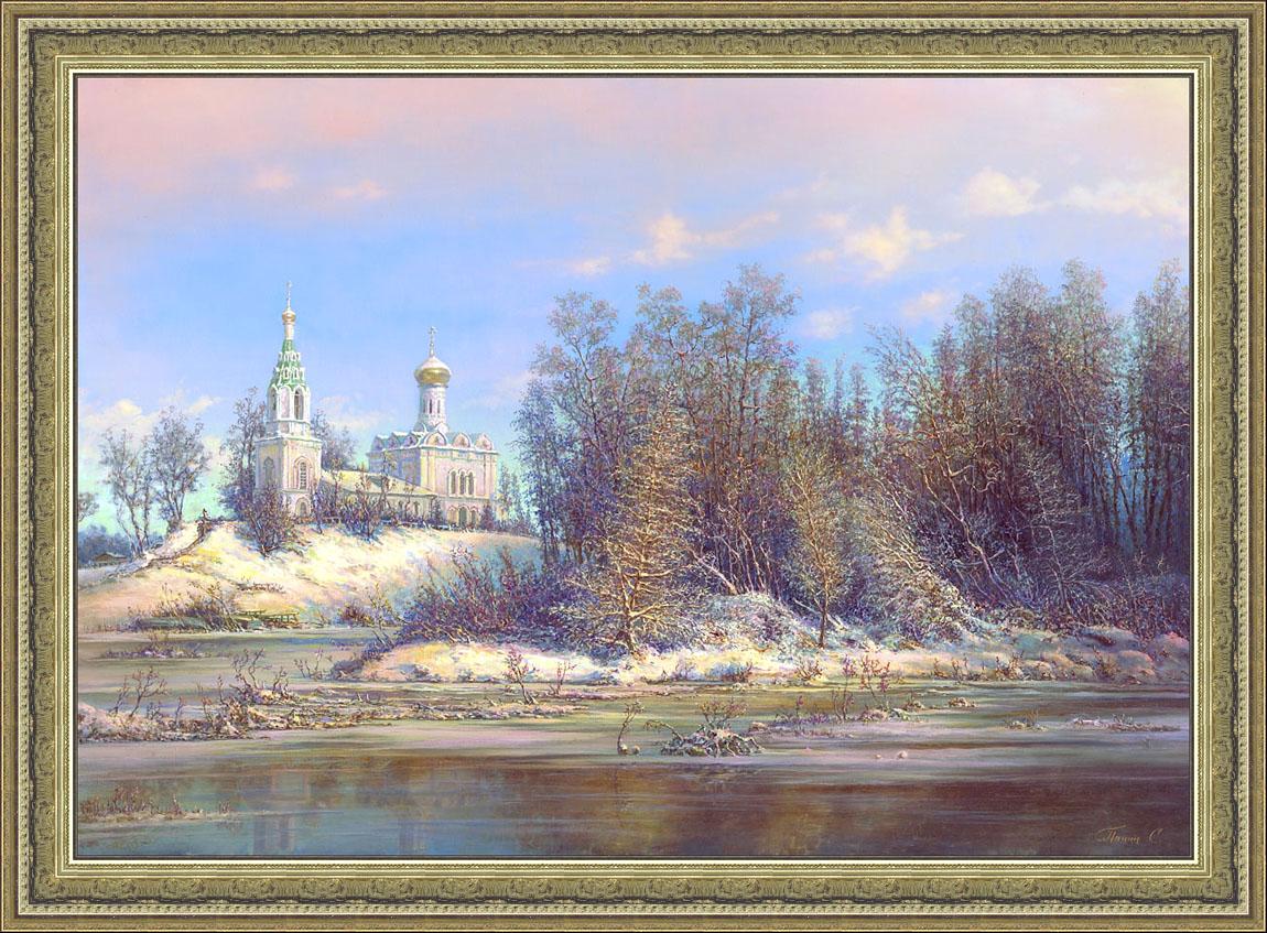 Персональный сайт Заслуженного художника России Сергея Панина